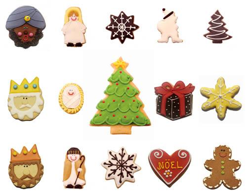 Receta de galletas navide as for Cosas decorativas para navidad