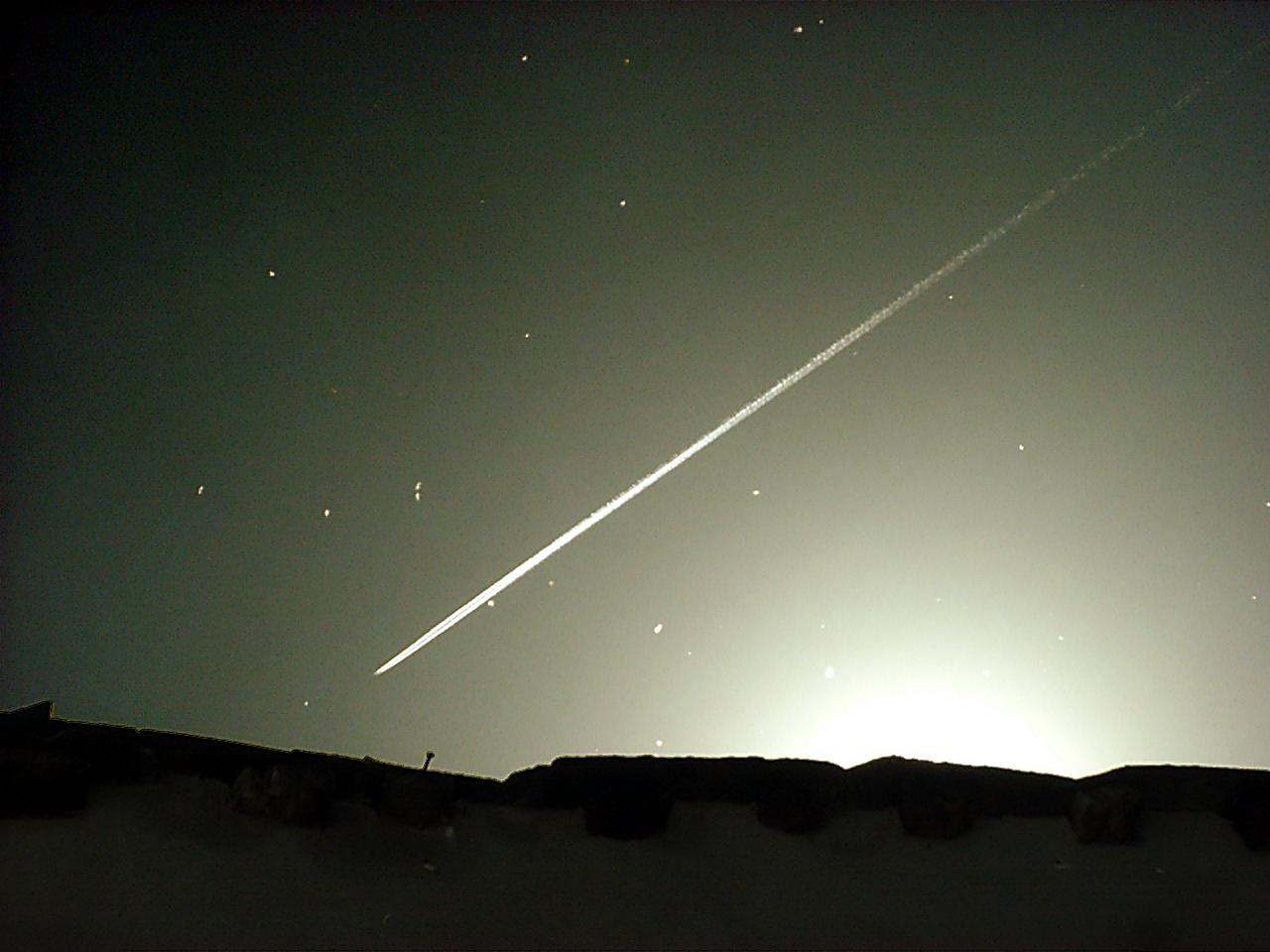 Unas mil estrellas fugaces por hora - Ciencia y Educación - Taringa!
