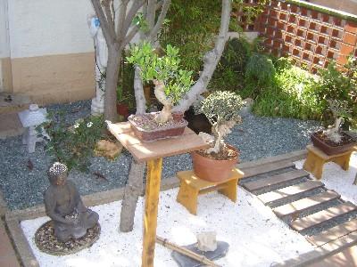 El jard n feng shui for Como construir una casa segun el feng shui