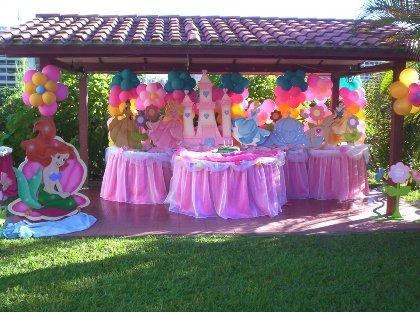 C mo organizar una fiesta infantil for Como organizar un jardin