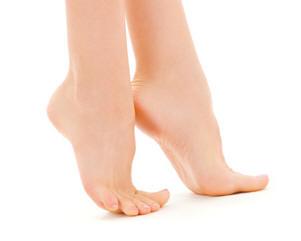 Como reforzar las paredes de las venas en los pies