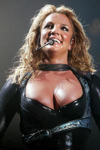 Joven Britney Spears desnuda