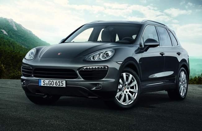 Nuevo Porsche Cayenne S Diesel - Equipamiento, versiones y precios