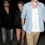 Miley Cyrus muestra todo con su minishort - Fotos¡