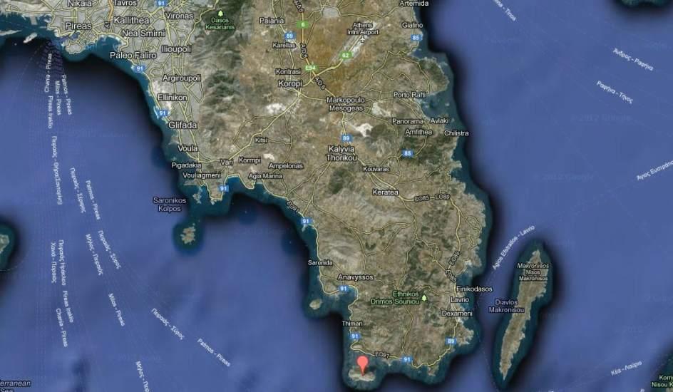 Grecia vende y alquila 70 de sus islas