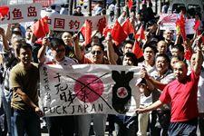Empresas japonesas suspenden sus operaciones en China