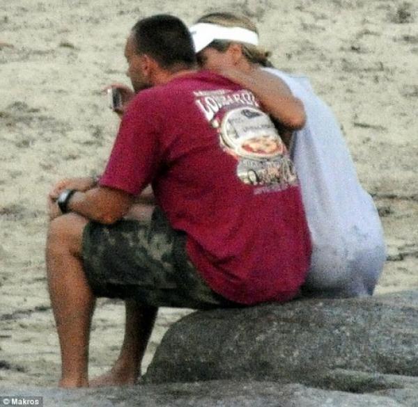 Heidi Klum engañaba a Seal con su guardaespaldas¡