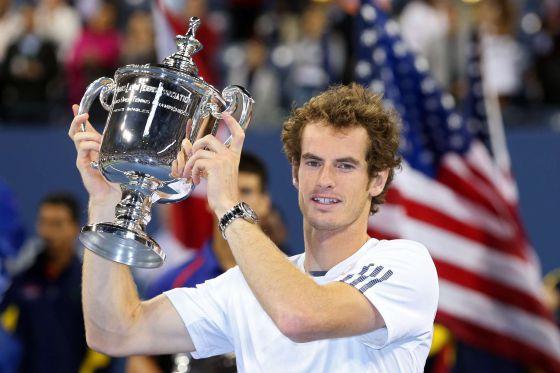 Andy Murray gana el Abierto de EEUU - Fotos