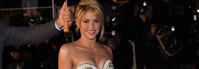 Shakira será jurado en 'The Voice'