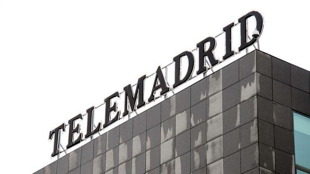 Aguirre anuncia la privatización de Telemadrid