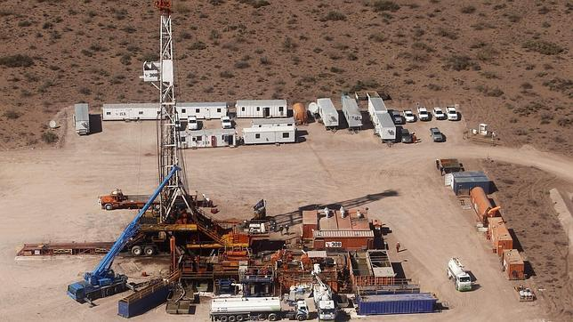 Argentina sustituye a Repsol por Chevron¡