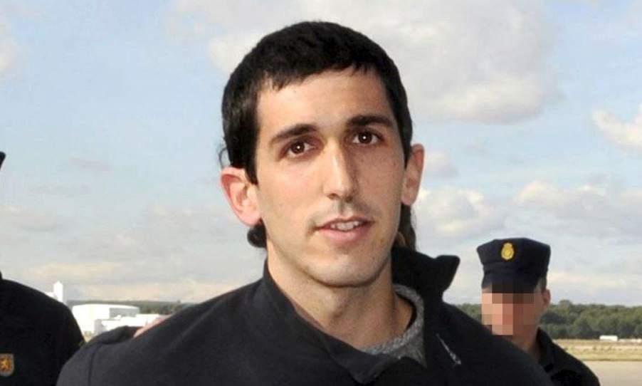 8 Años de cárcel para el etarra Zuhaitz Errasti