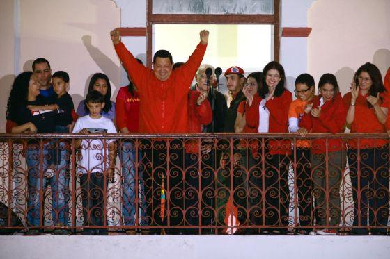 Chávez reactiva la revolución bolivariana