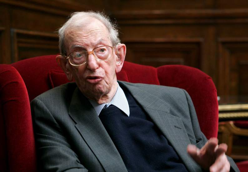 Murió el historiador Eric Hobsbawm a los 95 años
