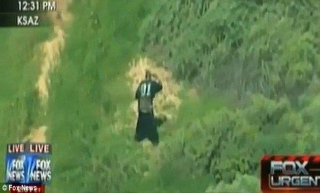 Insólito: La cadena Fox emite un suicidio en directo