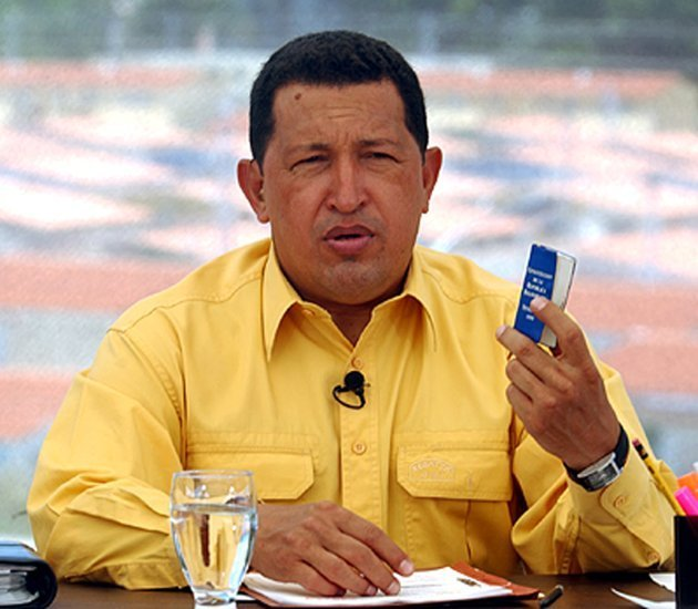 Frases 'memorables' del presidente Hugo Chávez