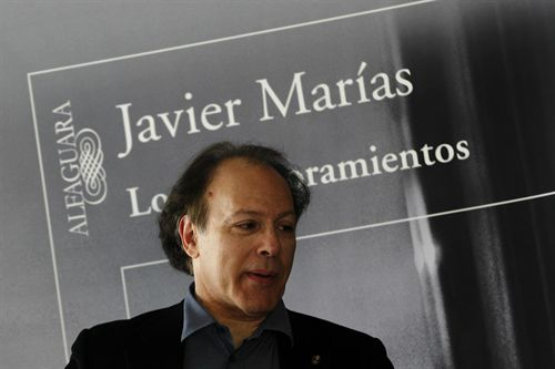 Javier Marías rechaza el Premio Nacionald e Narrativa