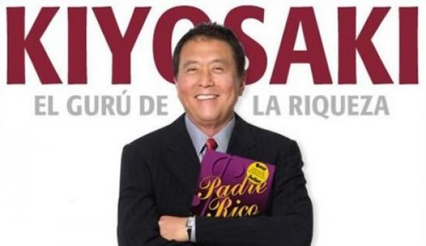 Robert Kiyosaki, autor de 'Padre rico, padre pobre' está en quiebra