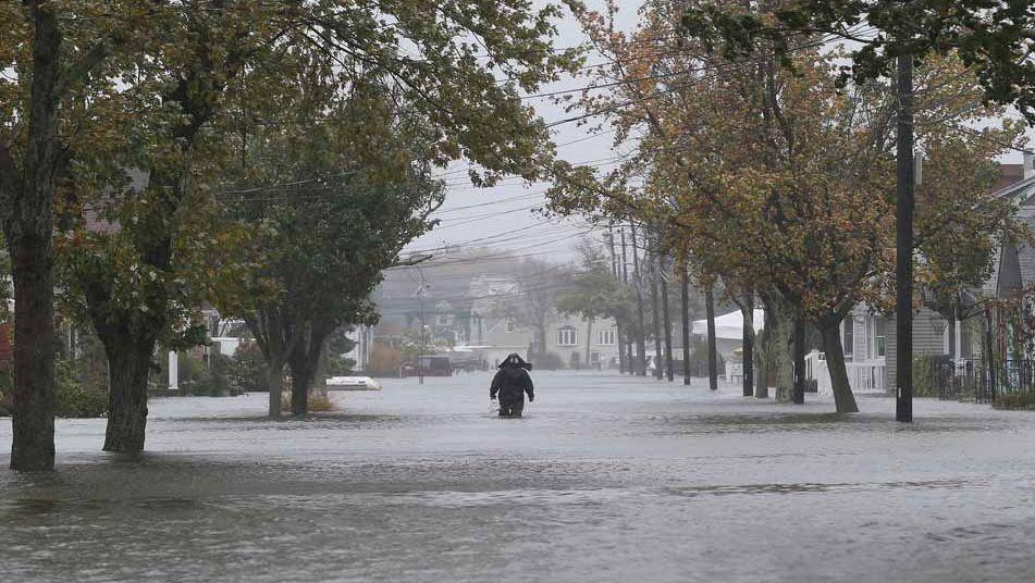 Sandy provoca pérdidas en EEUU de entre 7.500 y 15.000 millones de euros
