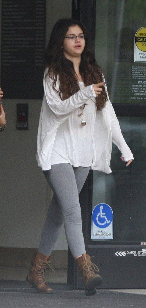 Selena Gomez sin maquillaje - Fotos