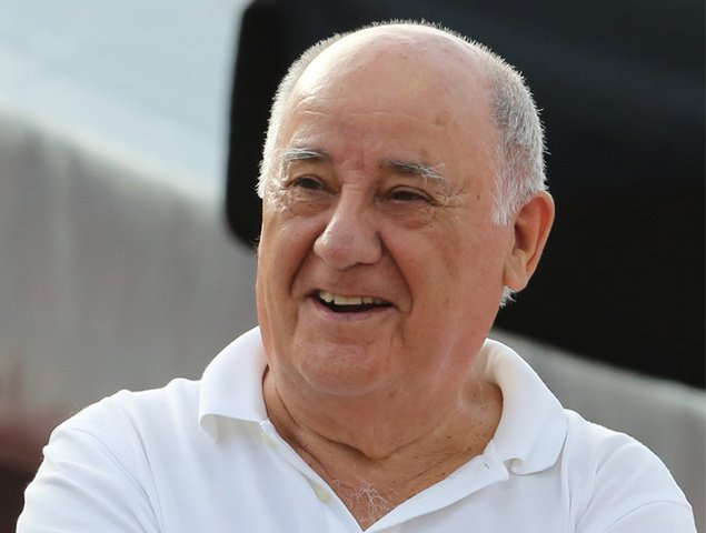 La biografía no autorizada de Amancio Ortega