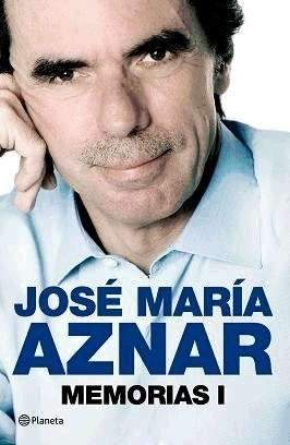 José María Aznar publica sus memorias