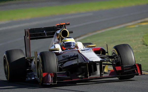 En venta el equipo español de Fórmula 1 HRT