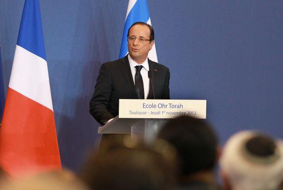 Los franceses prefieren la reelección de Obama