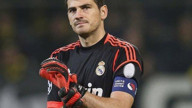 Iker Casillas quiere irse del Madrid