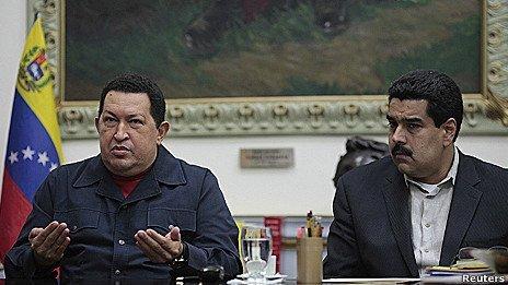 Chávez tiene fuertes dolores, vomitó sangre y ha perdido la conciencia