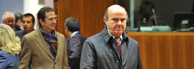 De Guindos advierte del contagio inmediato de Italia