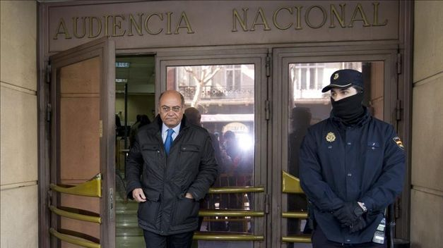 Detenido Gerardo Díaz Ferrán por alzamiento de bienes