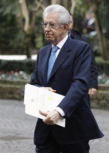 Mario Monti dimitirá una vez aprobados los Presupuestos
