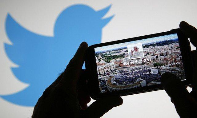@pontifex: El Papa Benedicto XVI estrena Twitter