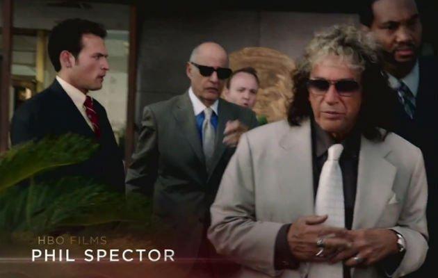 Al Pacino interpreta a Phil Spector en su próximo film¡