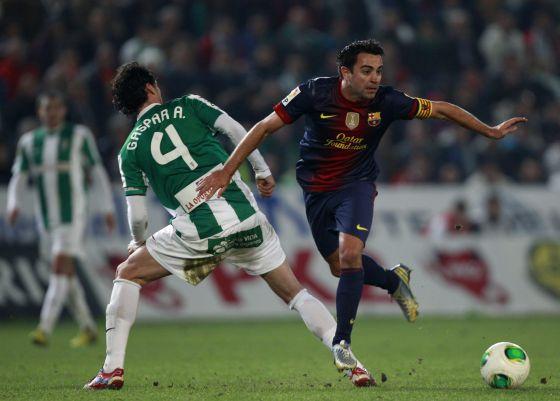 Xavi renueva con el Barça hasta el 2016