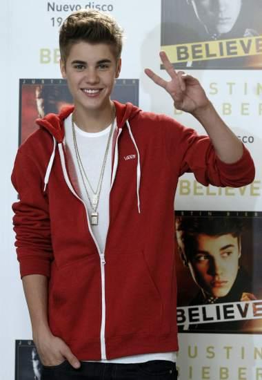 Justin Bieber es el usuario con más seguidores de Twitter