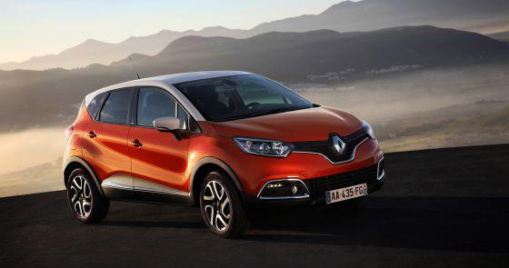 Renault Captur - Equipamiento, detalles y precios