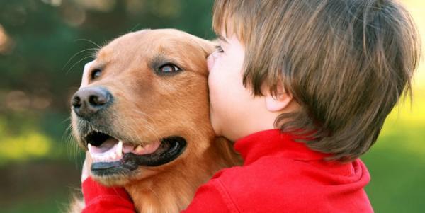Conoce las mejores razas de perro para los niños