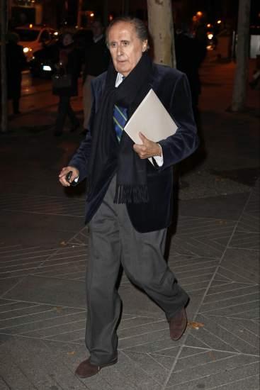 Jaime Peñafiel condenado por criticar a Carmina Ordóñez