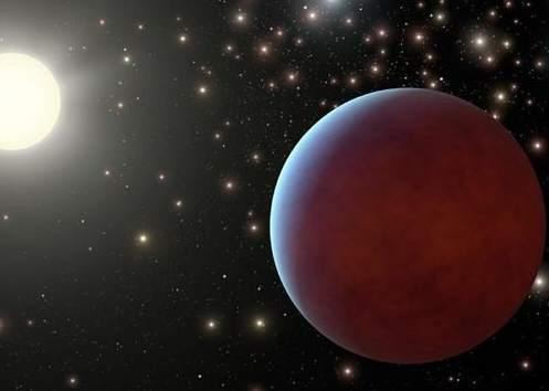 Descubren un planeta con un radio desproporcionado en relación a su masa