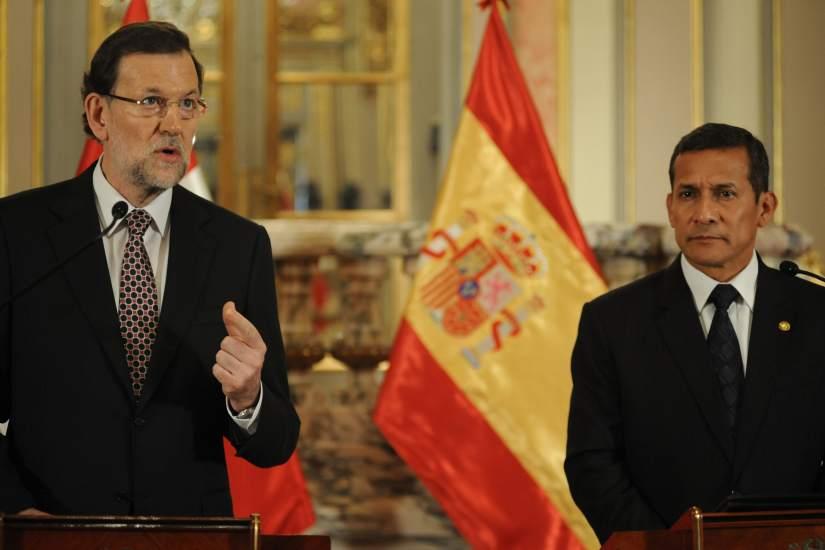 Rajoy se equivoca de país y confunde Perú con Cuba - Vídeo¡
