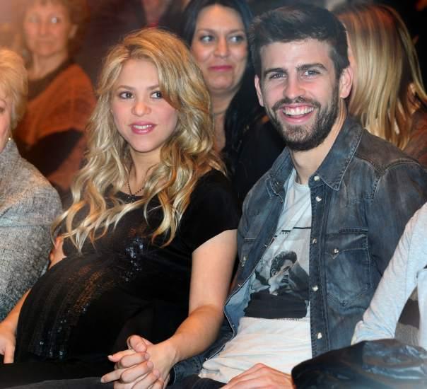 Shakira ingresa a clínica de Barcelona para dar a luz a su primer hijo