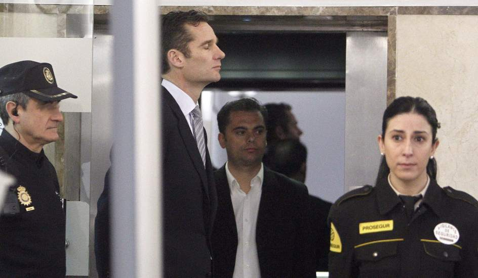 Urdangarín es llamado nuevamente a declarar por defraudar 470.000 euros