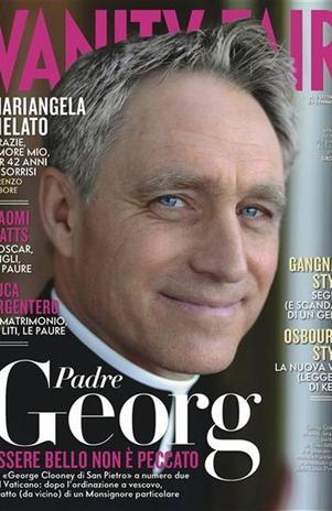 Vanity Fair le dedica su portada al secretario del Pa