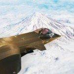 Irán muestra fotos de su caza invisible; pero trucado con Photoshop! - Fotos