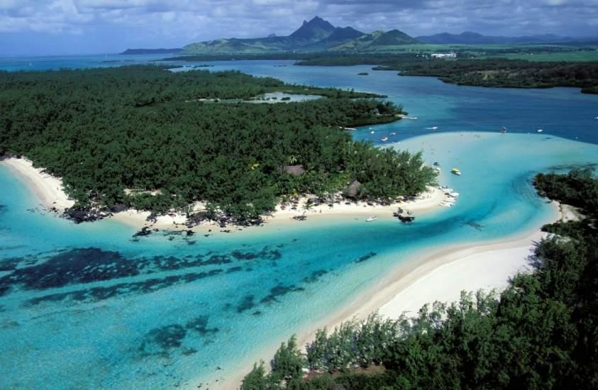 Encuentran restos de un antiguo continente en el Océano Índico