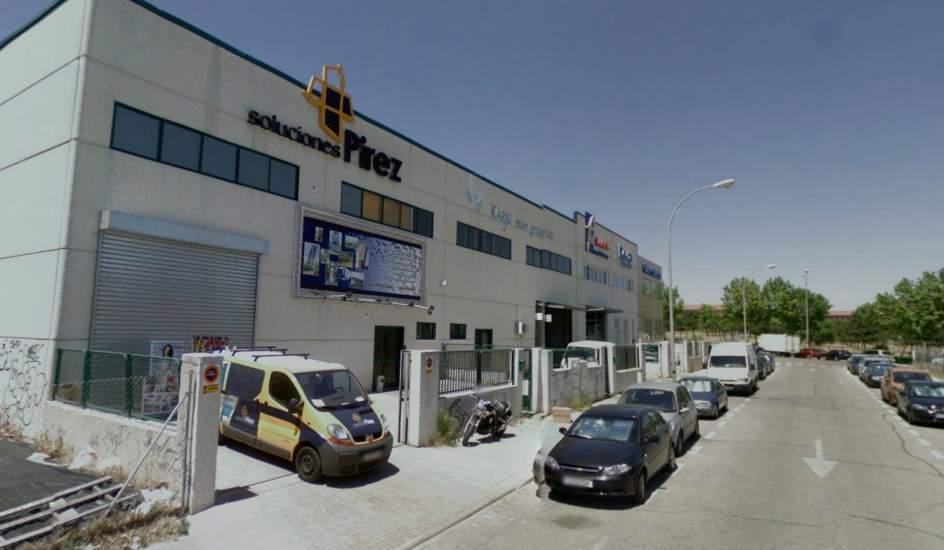 Secuestran a dos empresarios en Madrid