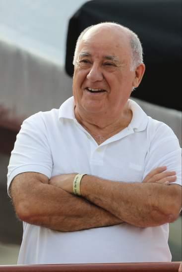 Forbes: Amancio Ortega se convierte en el 3° hombre más rico del mundo