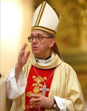 Hay nuevo Papa en el Vaticano y se llama: JORGE MARIO BERGOLGIO - PAPA FRANCISCO (ARGENTINO)